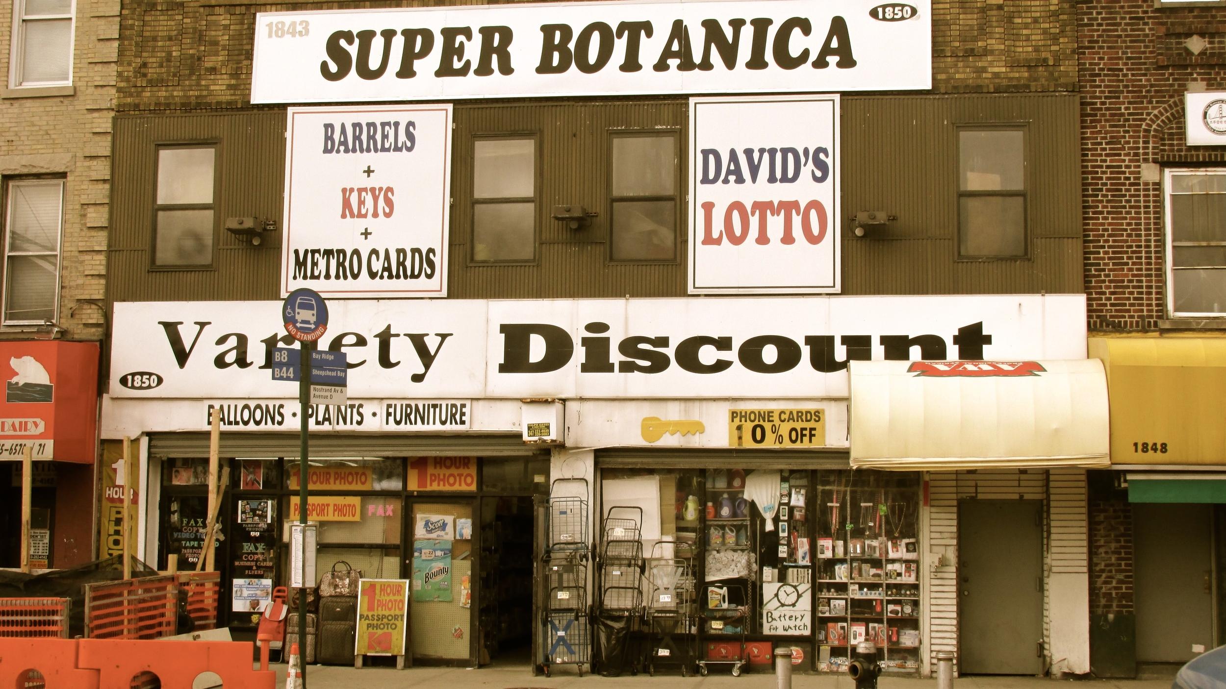 Storefront, East Flatbush, Brooklyn, NY