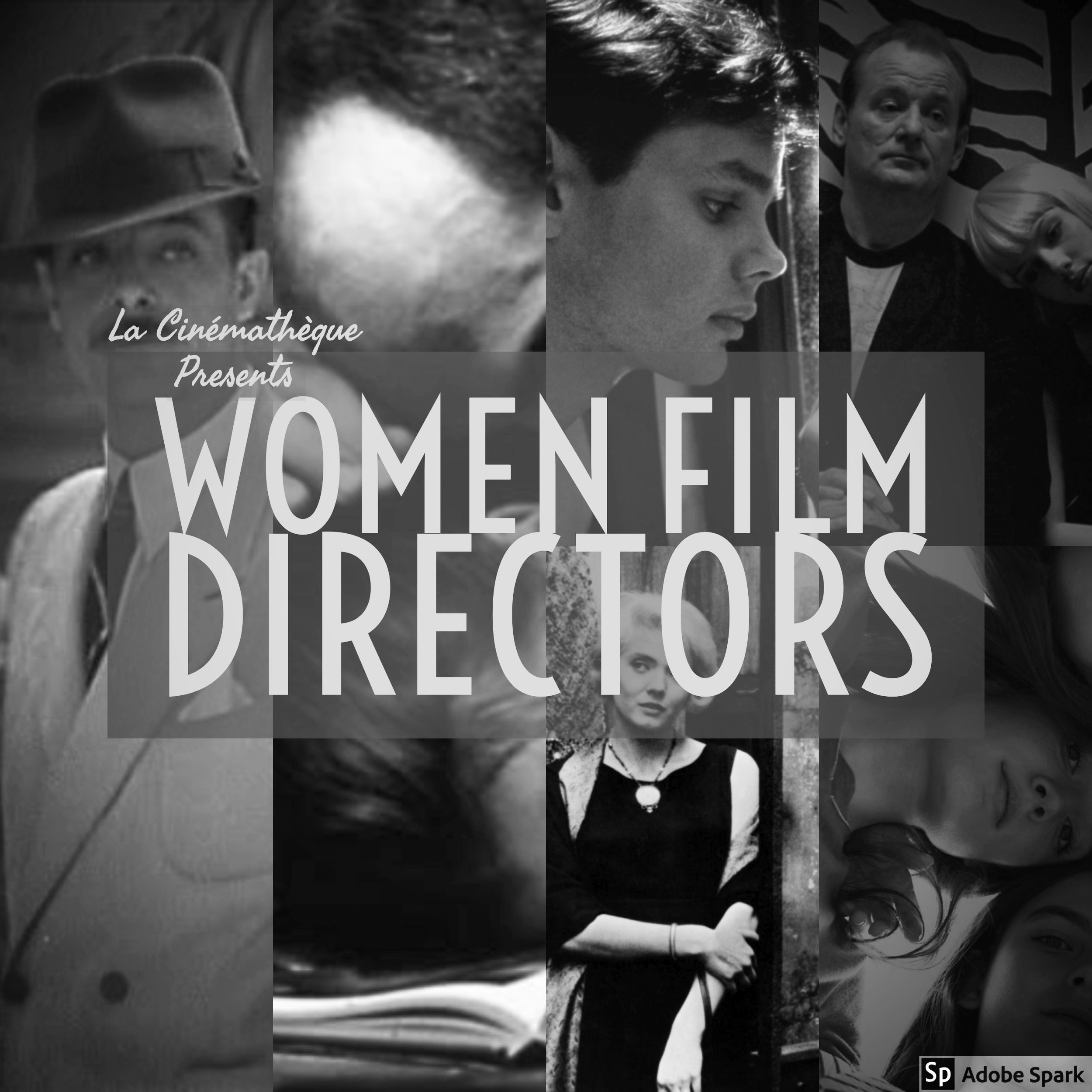 Women Film Directors 1 & 2 complete packet  download  Fall 2017 - Spring 2018