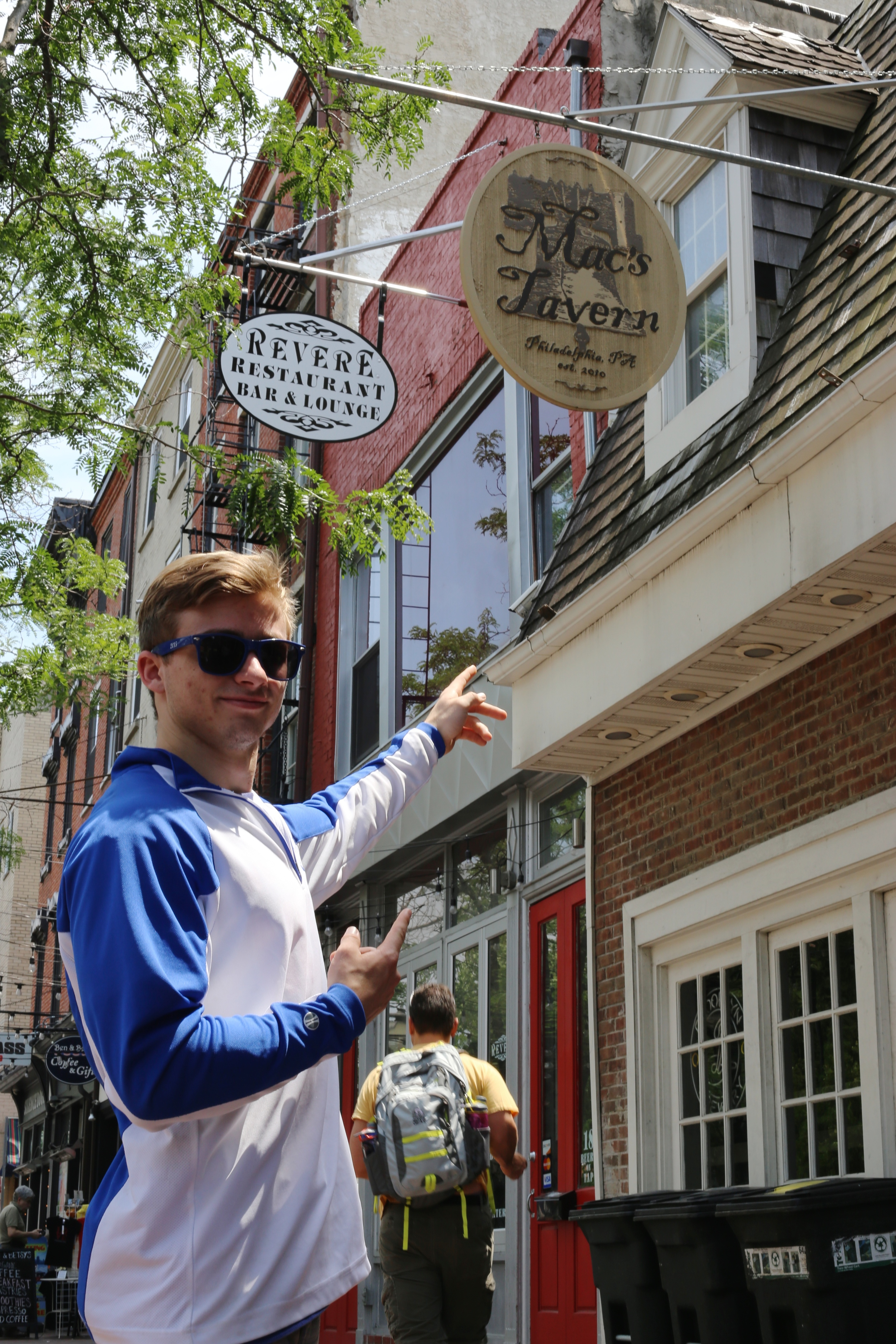 Mac's Tavern (from It's Always Sunny In Philadelphia)