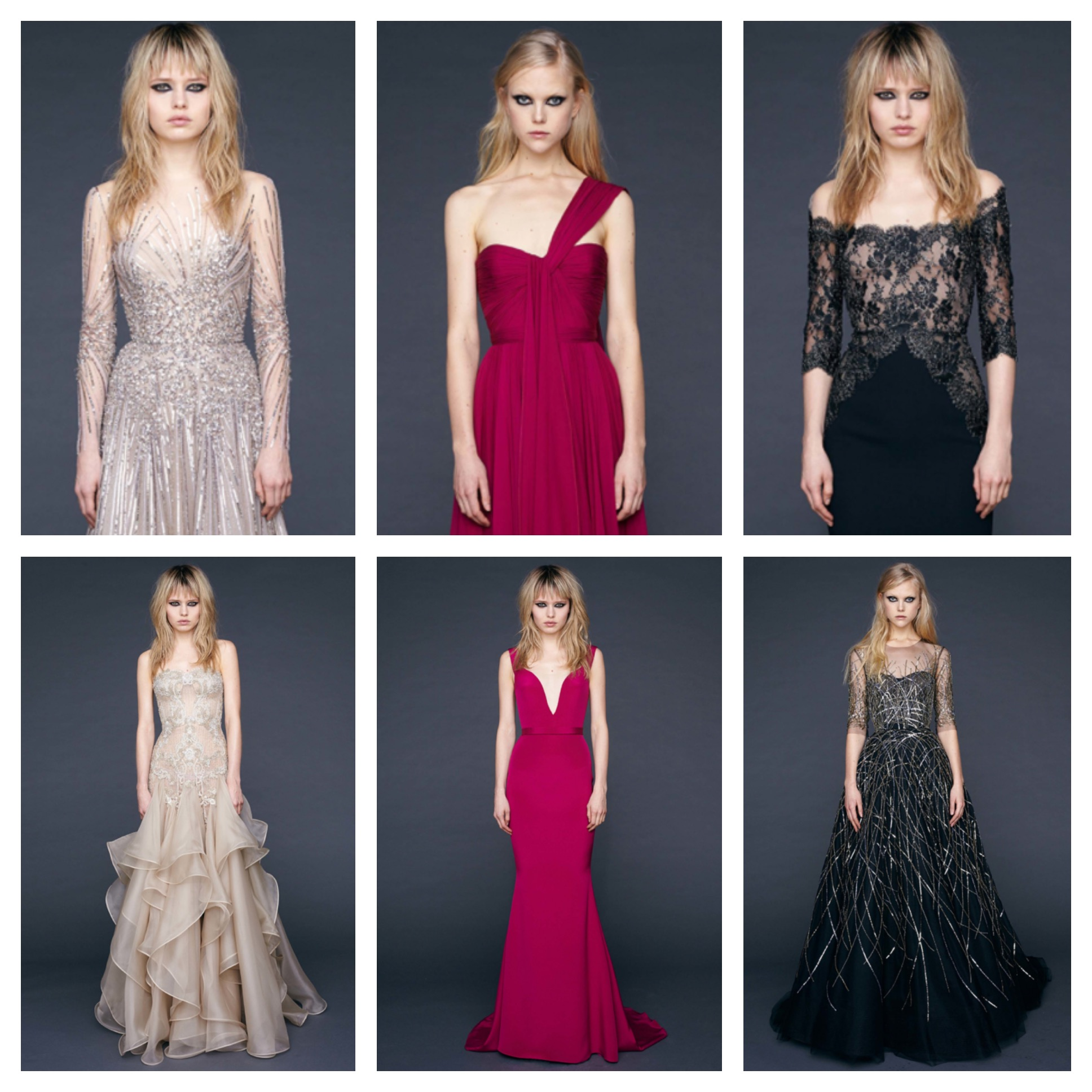 Reem Acra Pre-Fall 2016 Collection