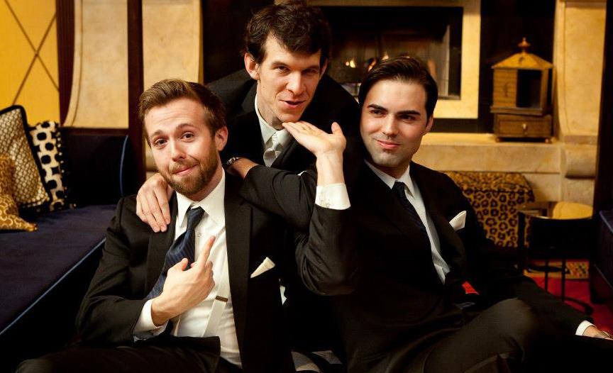Matt, Jim, and Zach