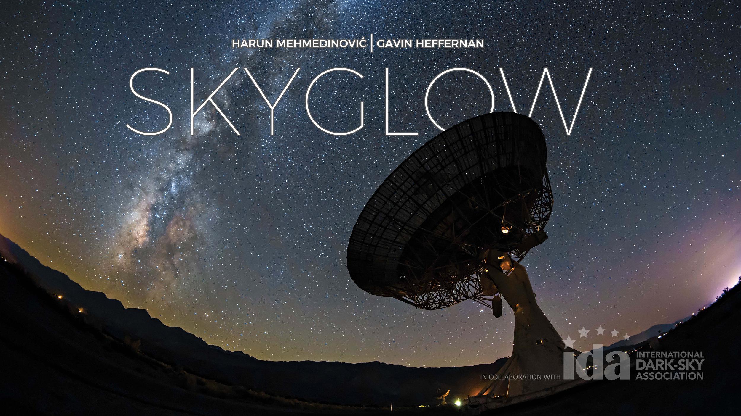 SKYGLOW: DISHDANCE (2015)   dir. Gavin Heffernan & Harun Mehmedinović