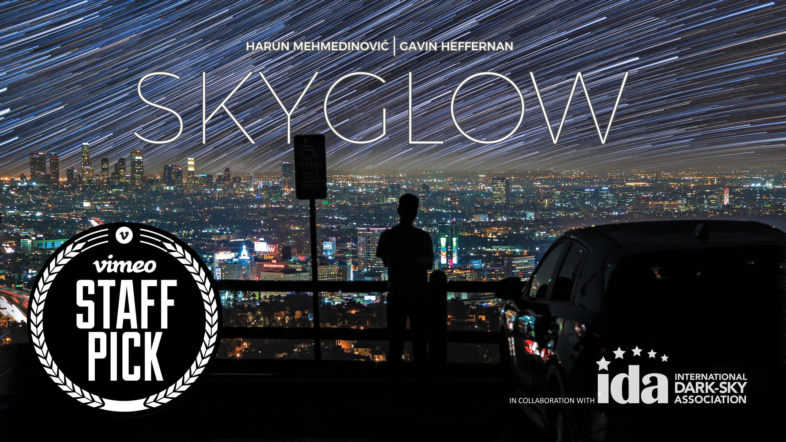 SKYGLOW: PROMO (2015)   dir. Gavin Heffernan & Harun Mehmedinović