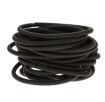 sturdy hair elastics