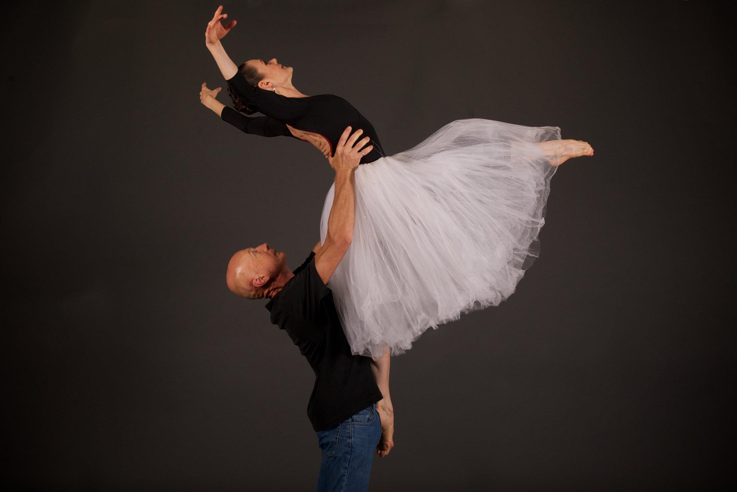 Founding Ballet Magnificat Artistic Director Kathy Thibodeaux