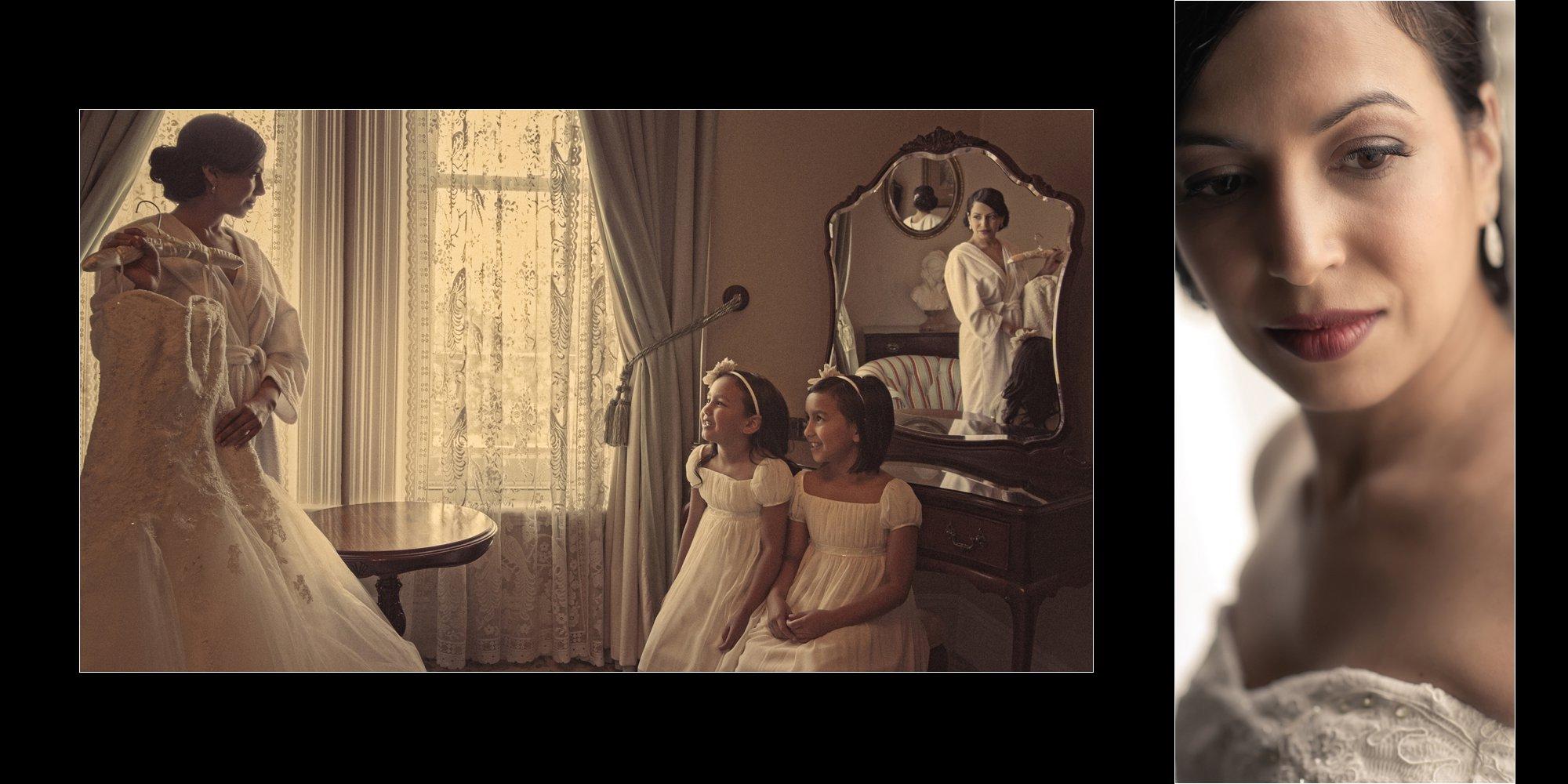 Melbourne wedding album