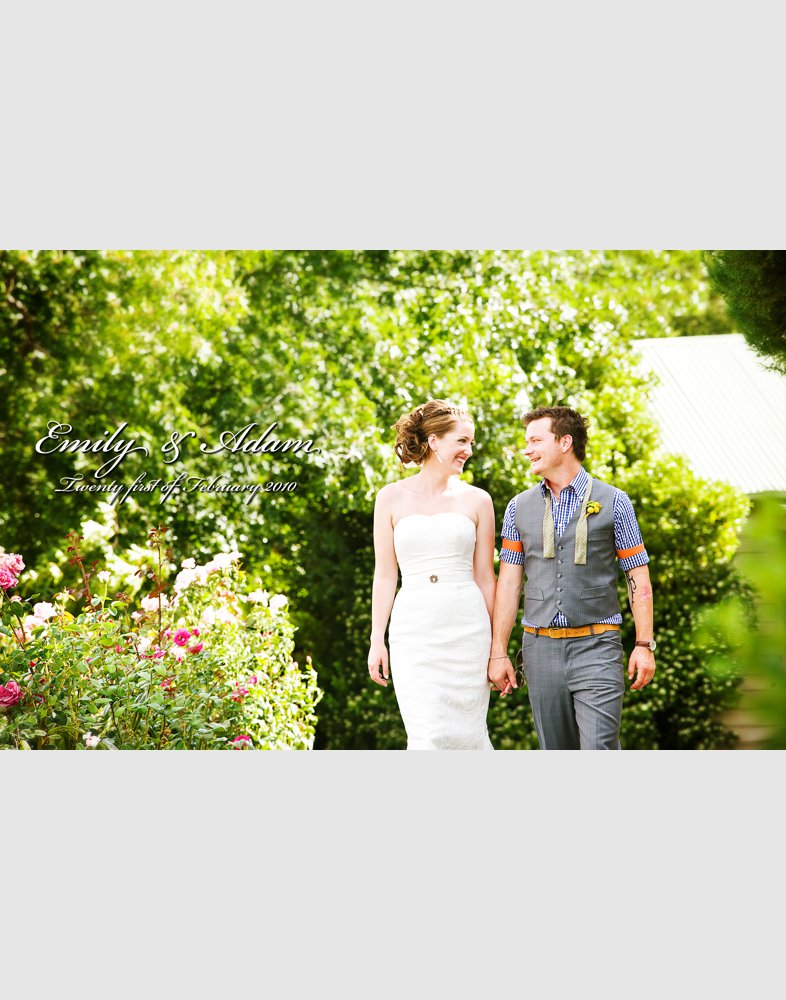 Perth's number 1 wedding albums