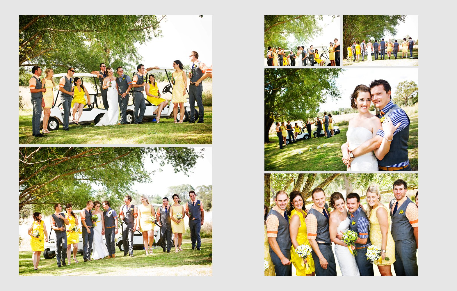 professional wedding photo albums Perth