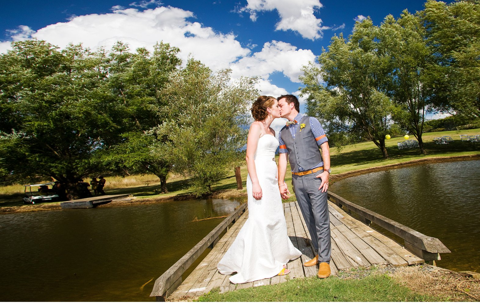 wedding albums designed for Perth with Passion