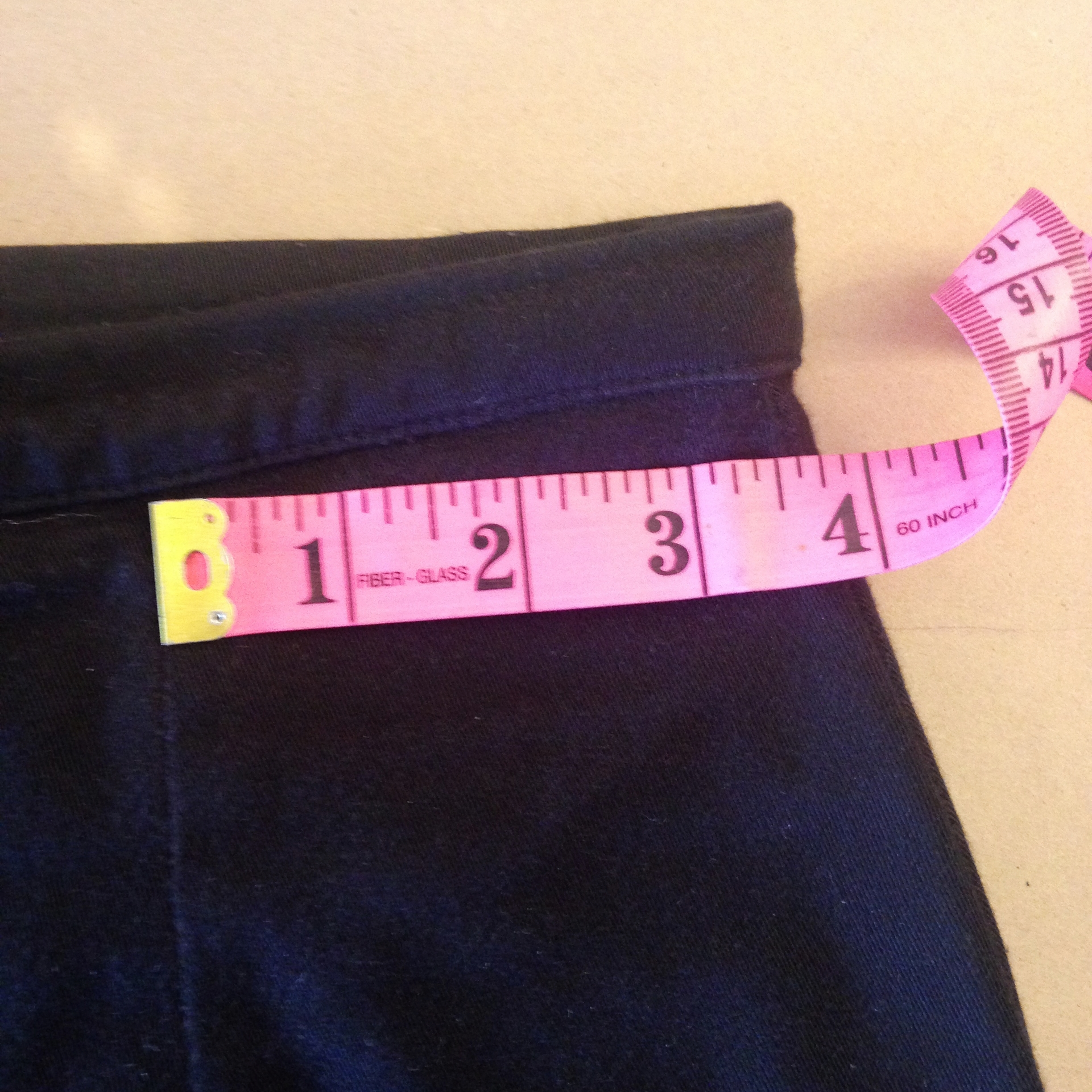 Check Measure for Pant Copy