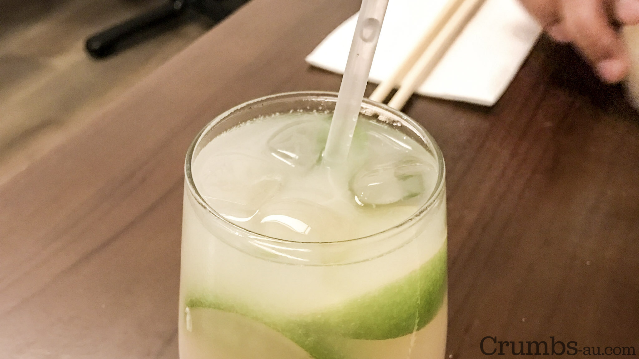 Lychee Soda, $7