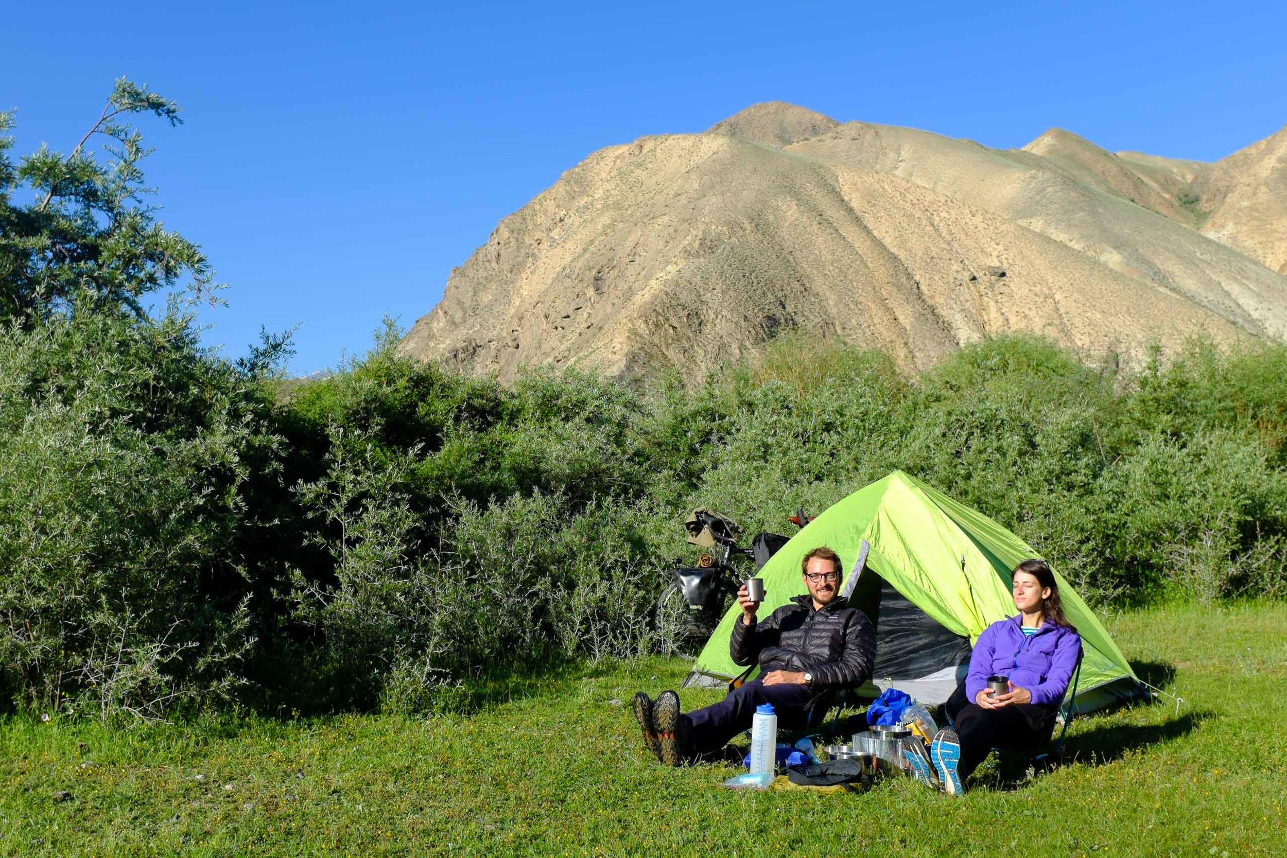 Good morning, Kyrgyzstan!