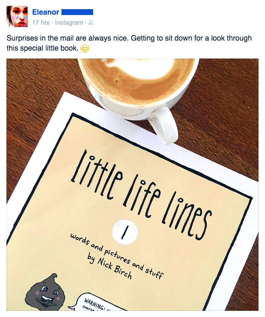 little life lines book 1