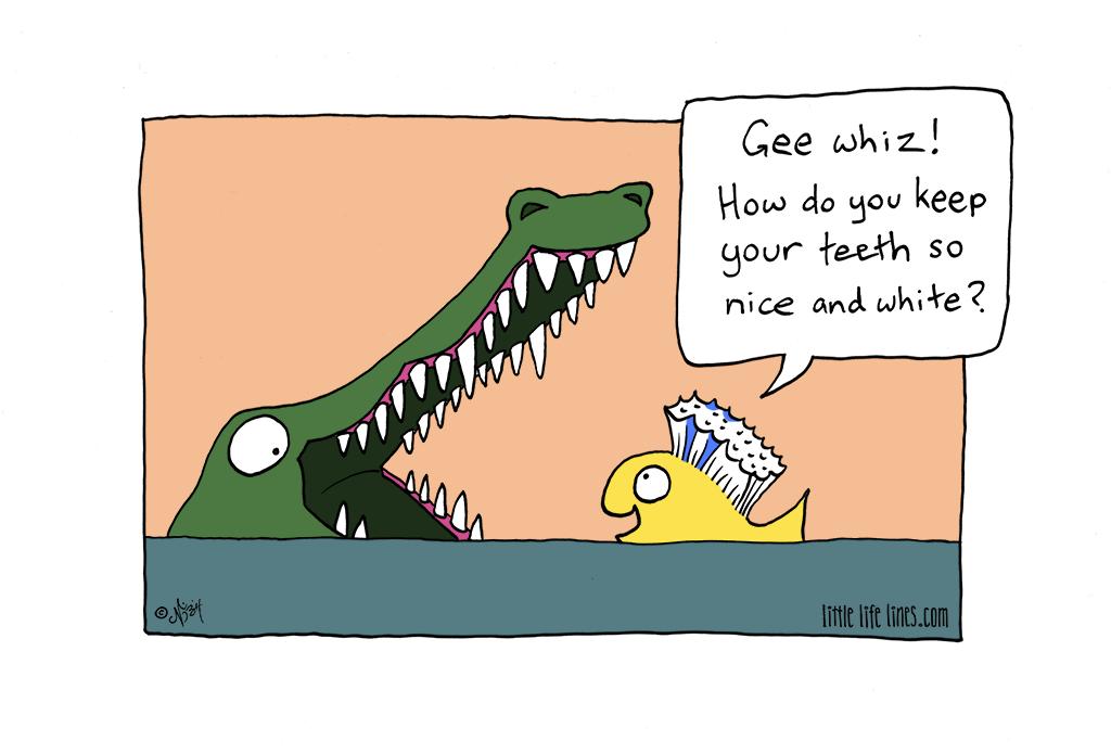 healthy teeth whitening