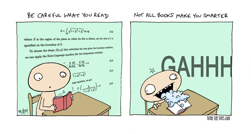 reading books makes you smarter
