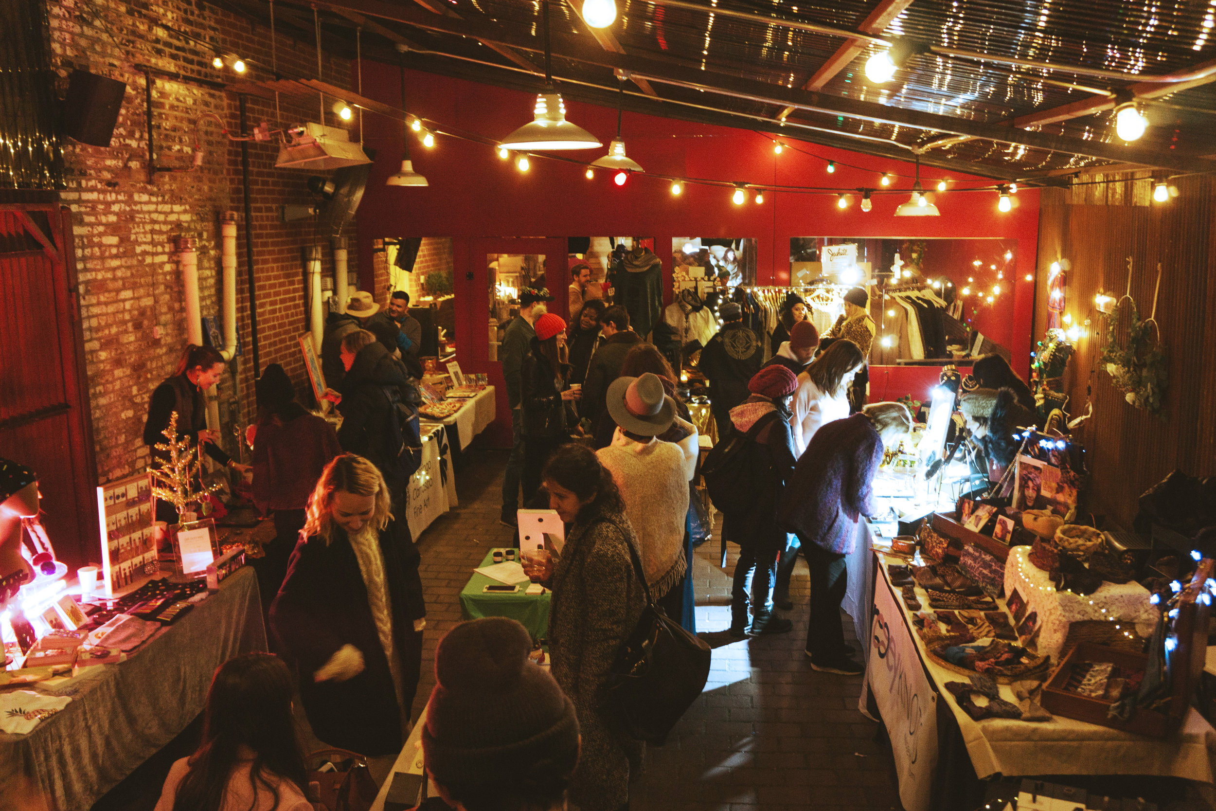 Photo by Nate Sparrow taken in 2016 during our fall market.
