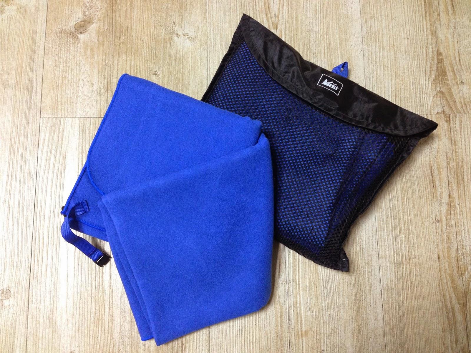 Microfiber Towels REI
