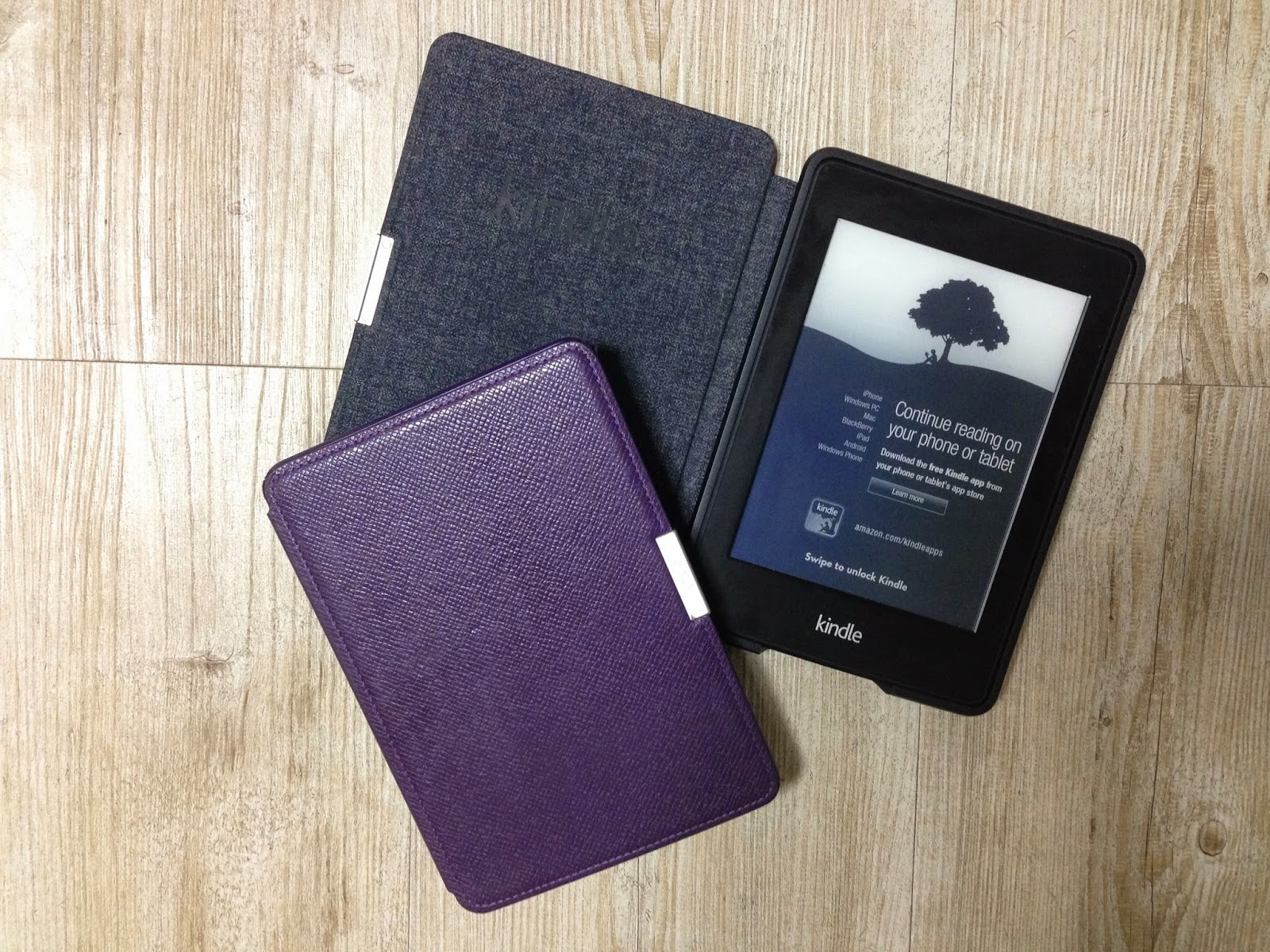 Paperlight Kindles