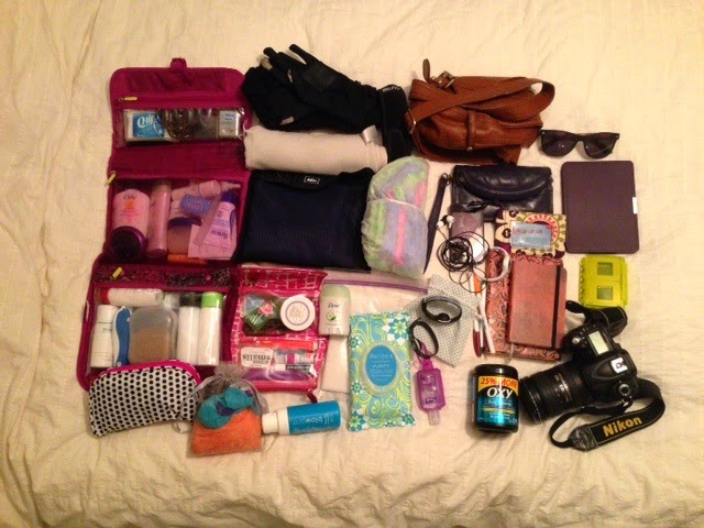 Packing South America