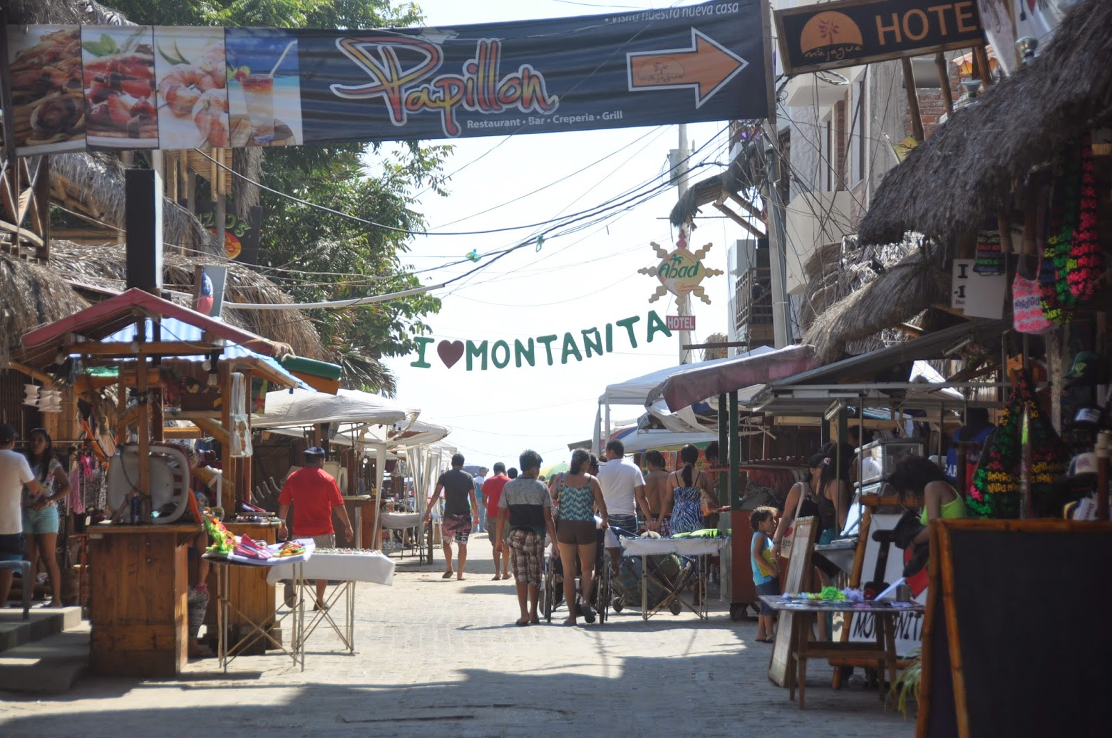 Montanita Ecuador