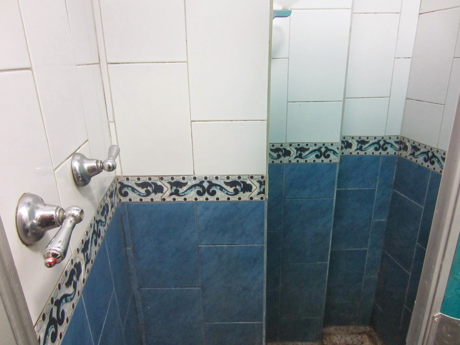 TINY shower