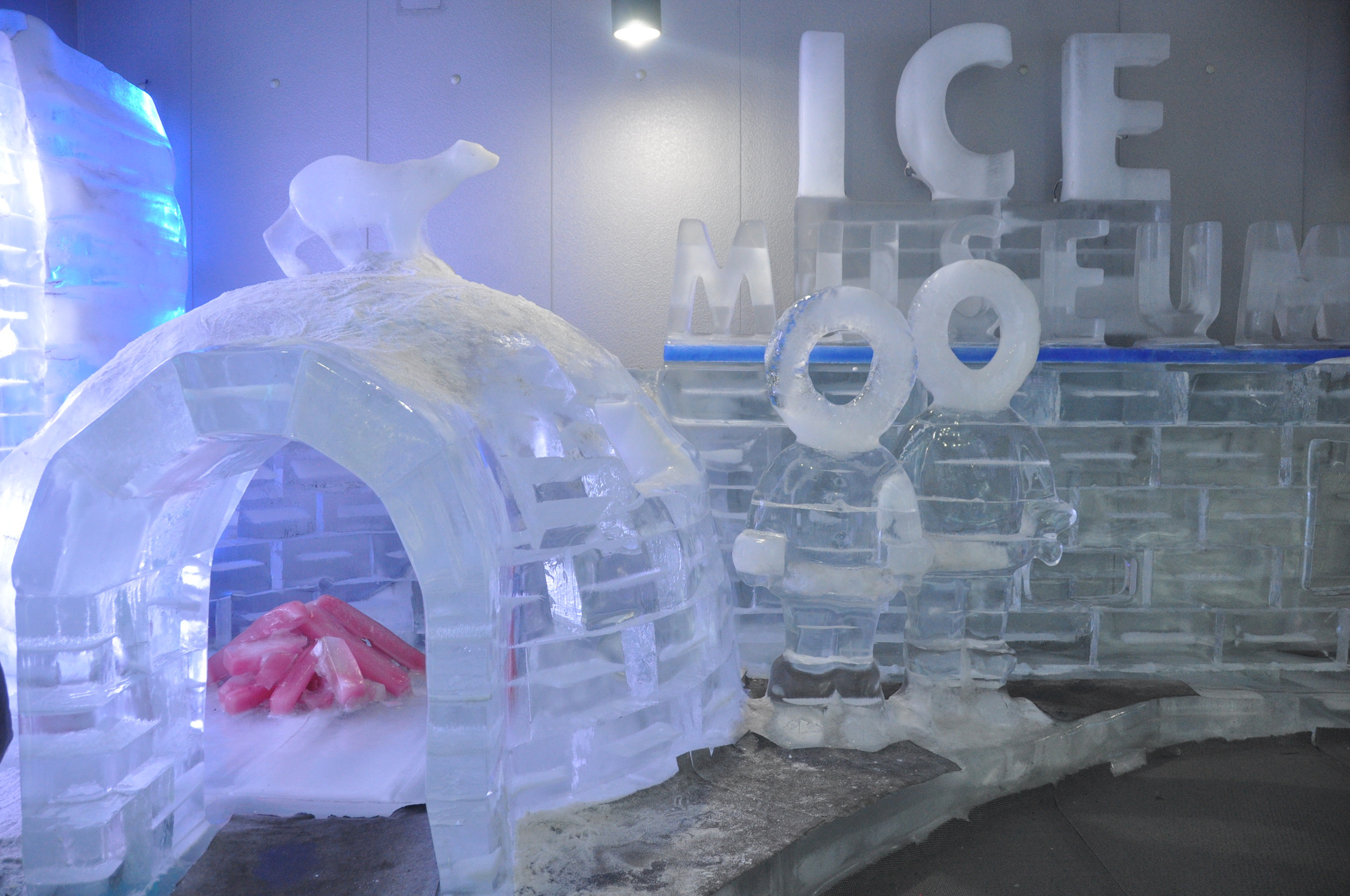 Seoul Trick Eye Museum Korea Ice