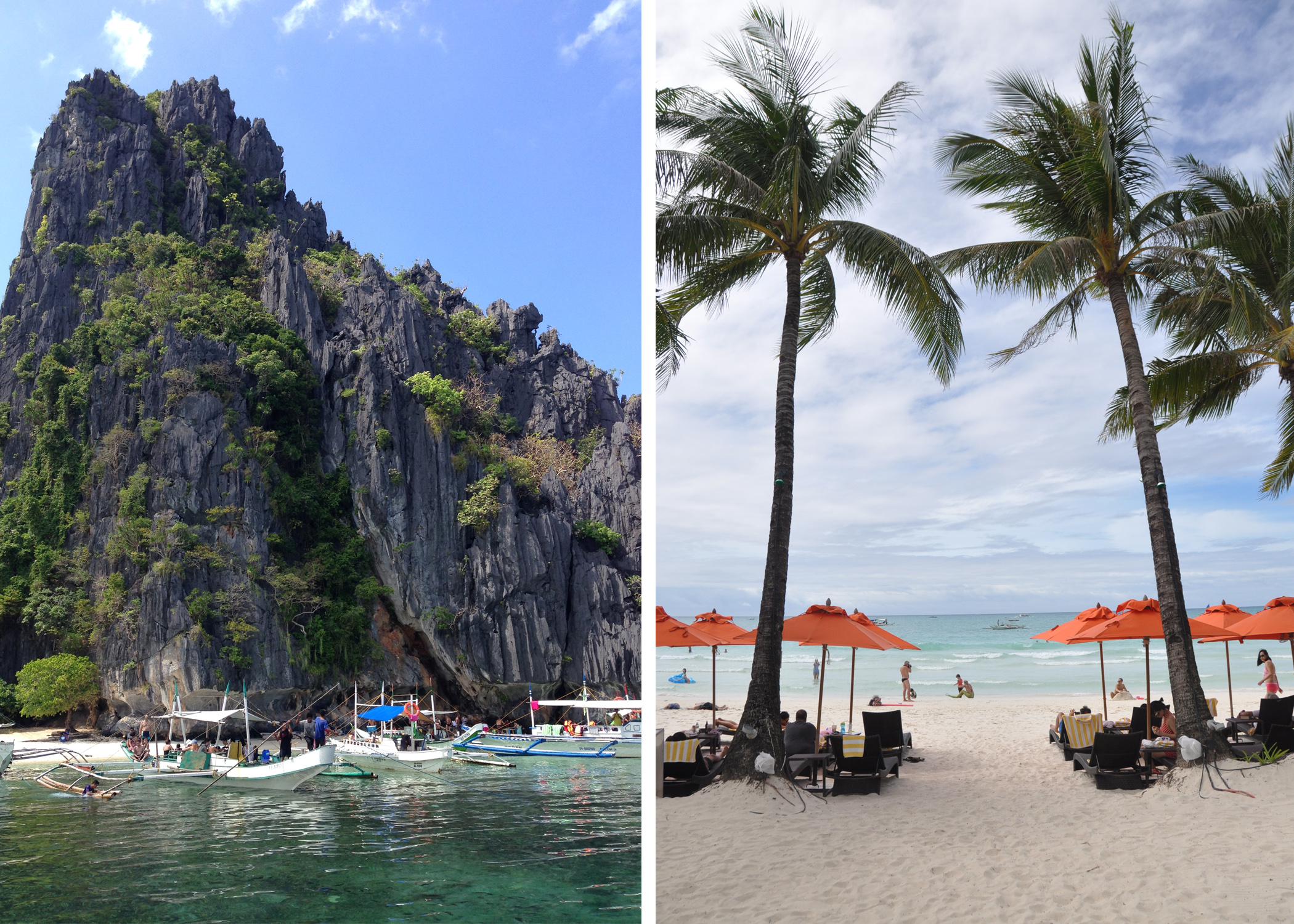 Philippines Beach and ocean