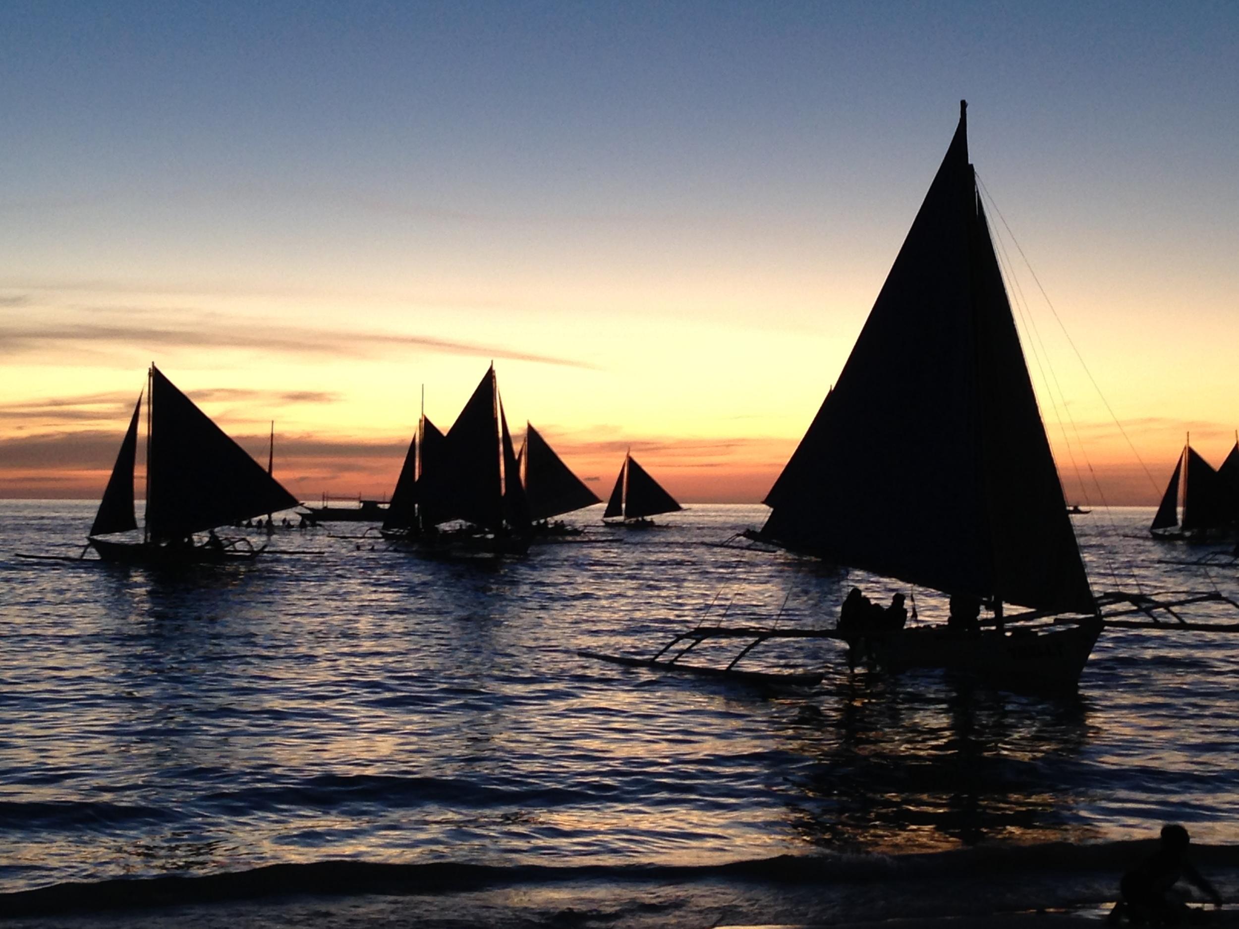 Philippines Entertainment Sailboats