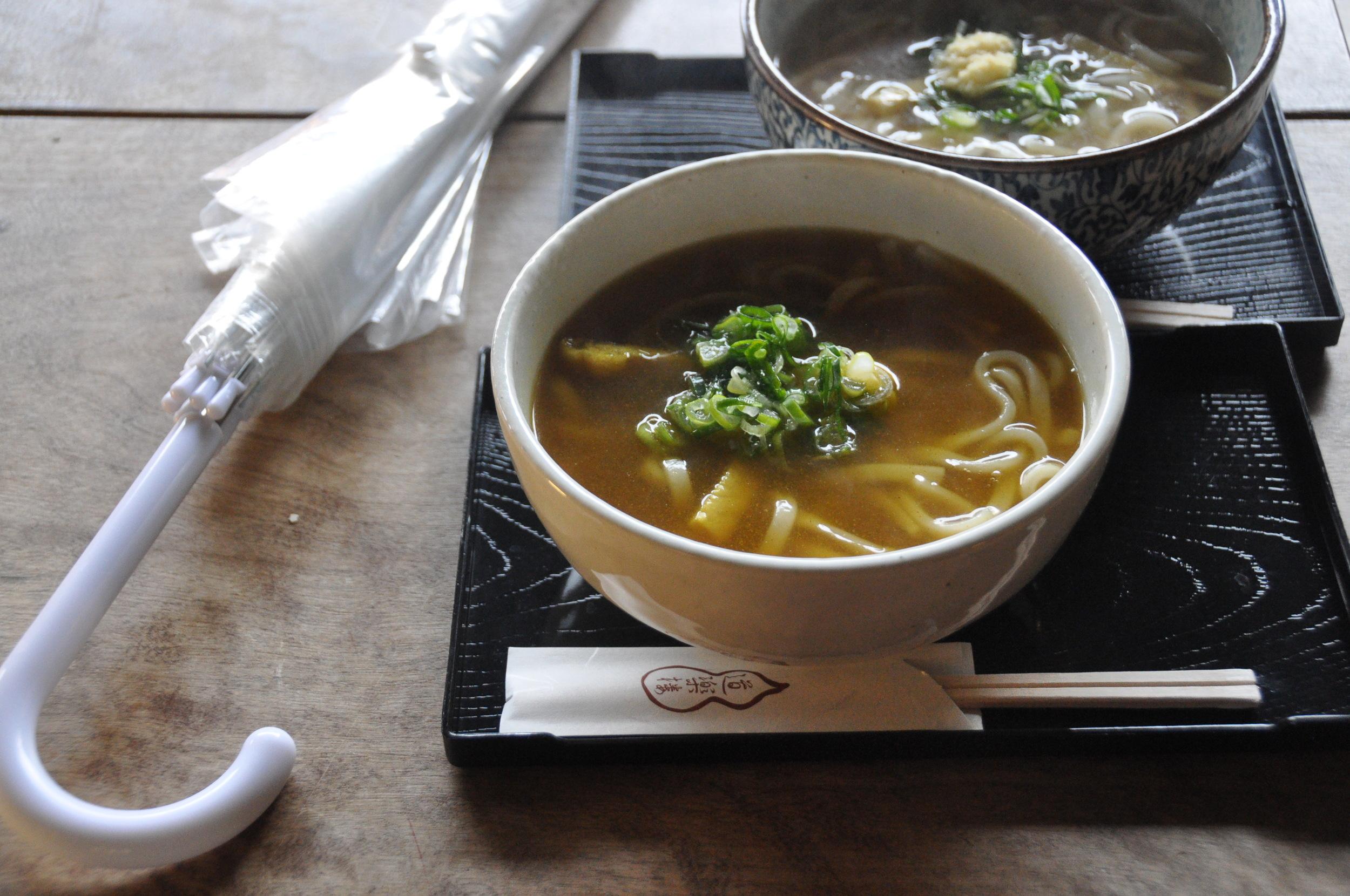 Udon Noodles Japan