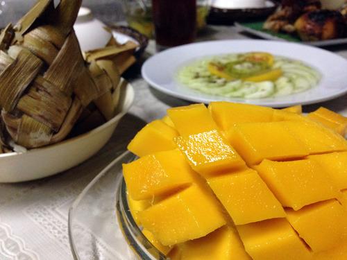 Kayakasia Firefly Kayaking Bohol Mango