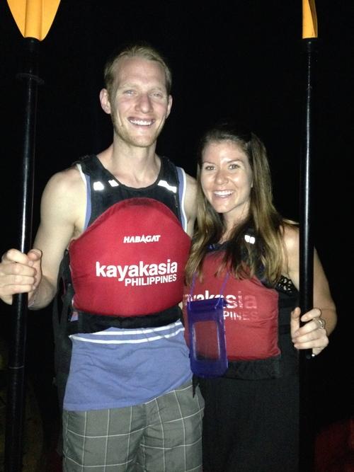 Kayakasia Firefly Kayaking Bohol Philippines