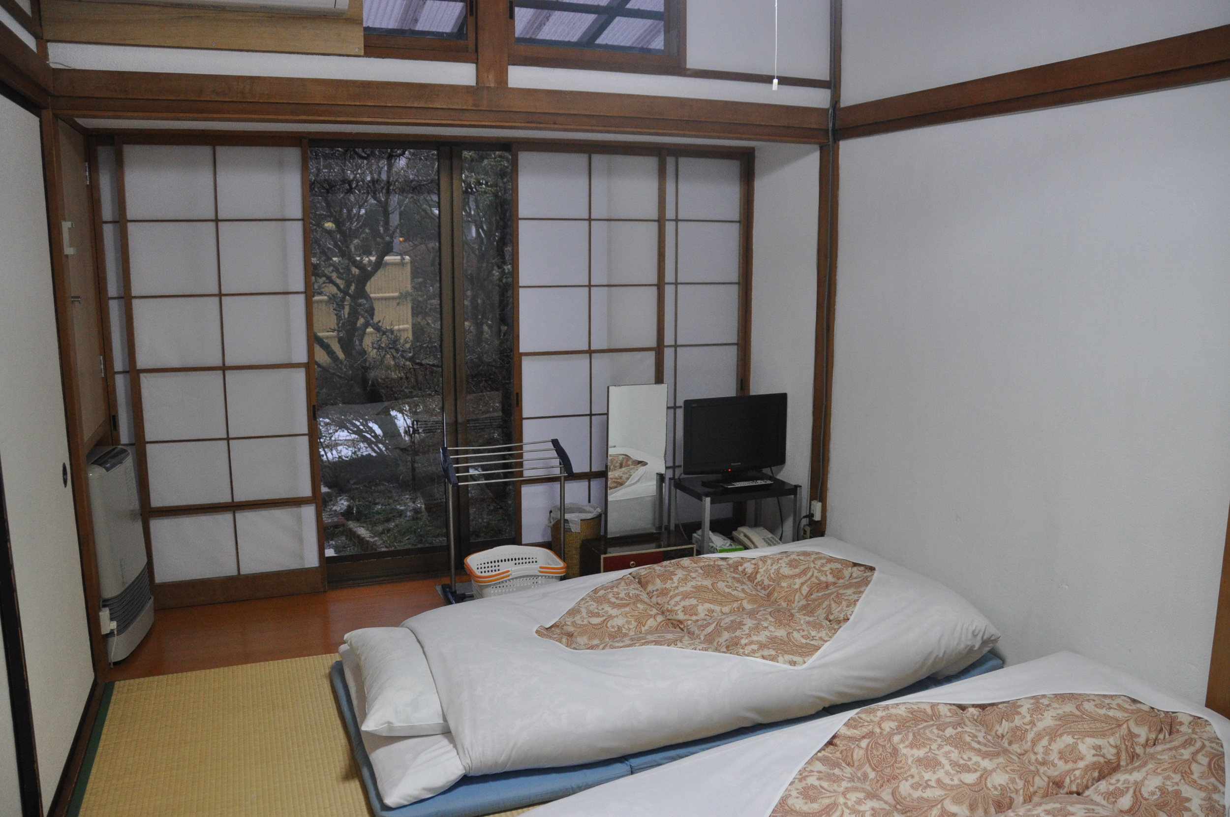 Japan fuji-Hakone Guest House Ryokan style