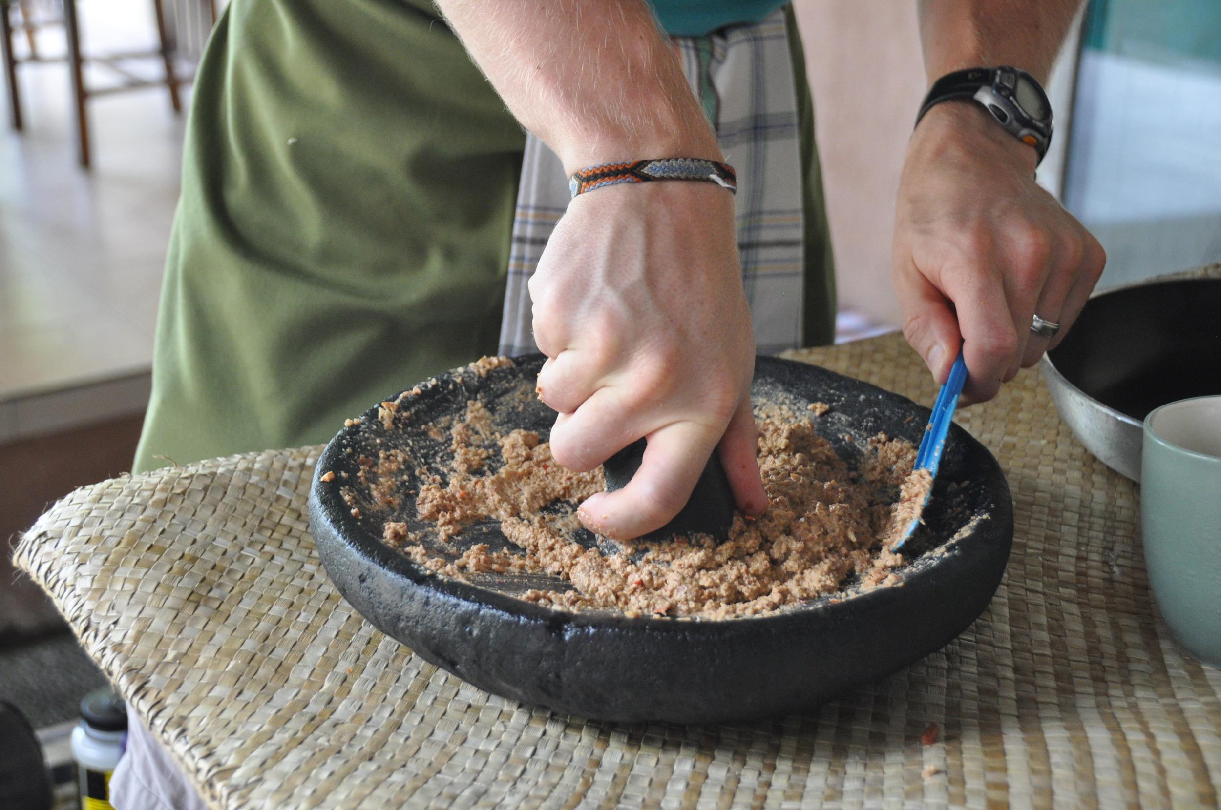 Ubud Bali Cooking Class