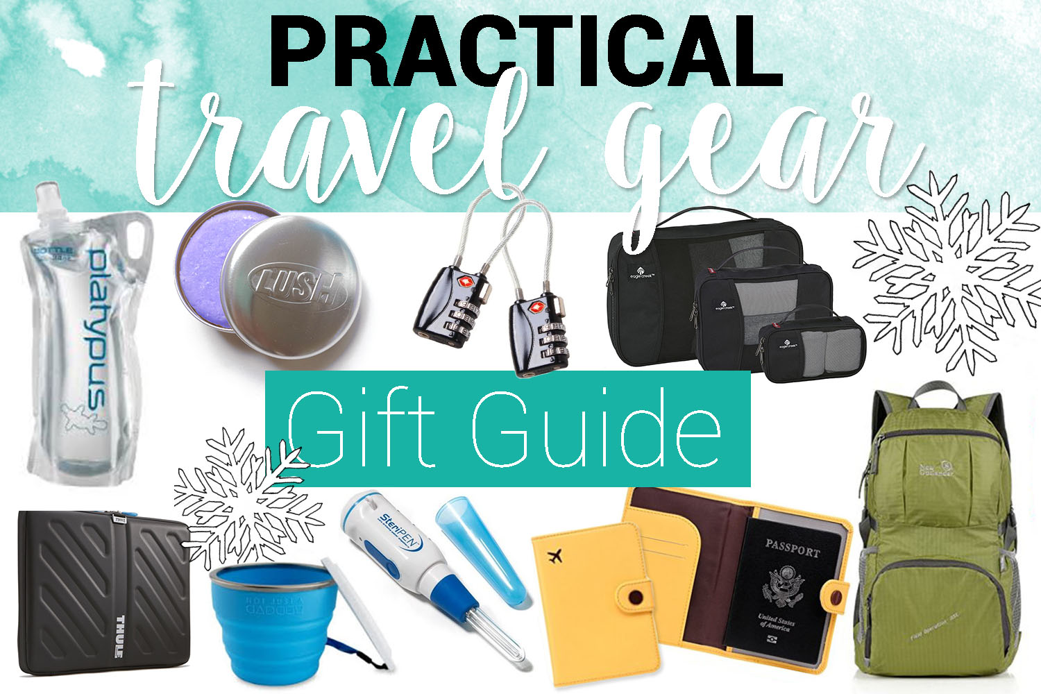Practical Travel Gear Gift Guide