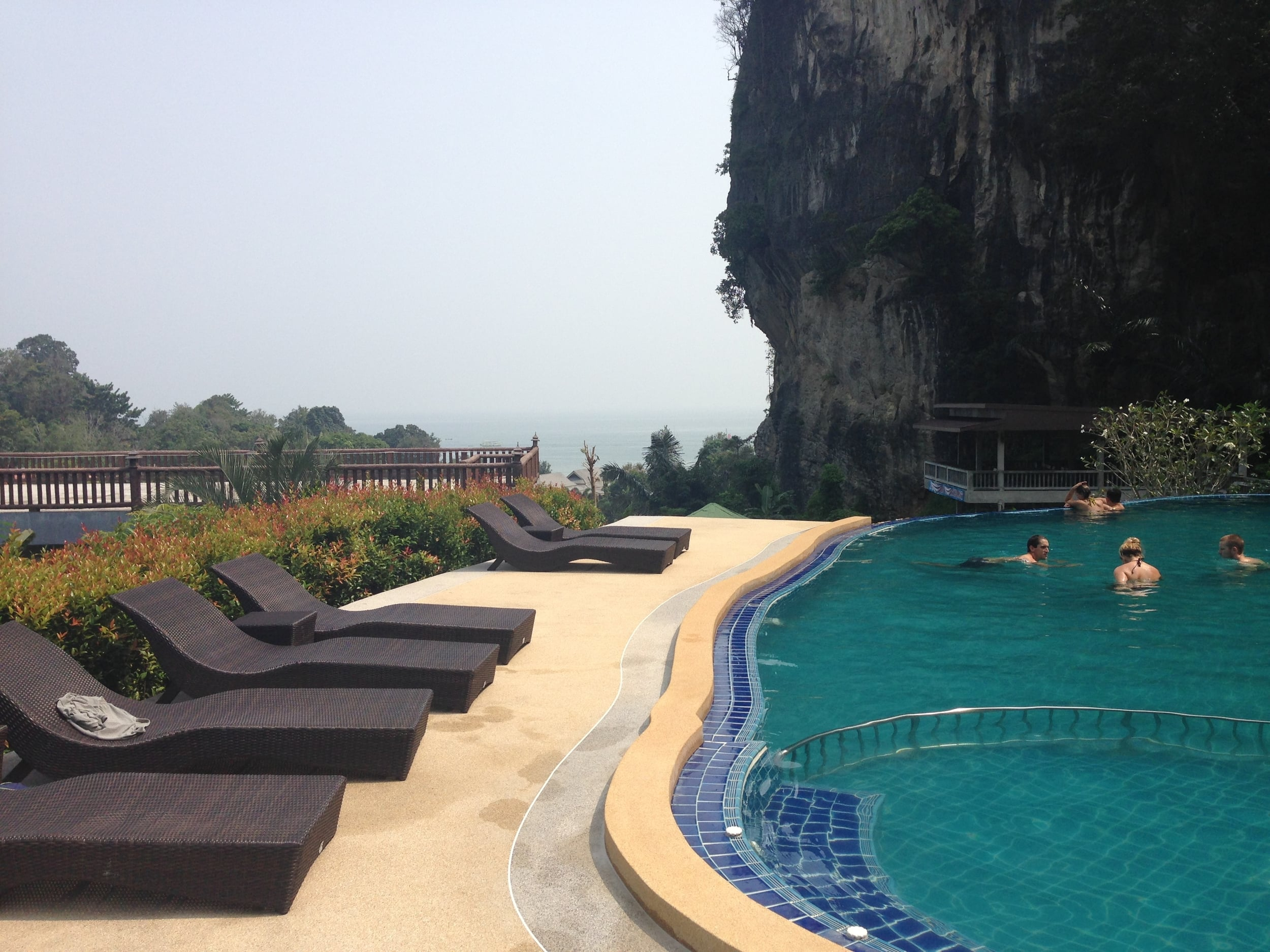 Railay Phutawan Resort Krabi Thailand