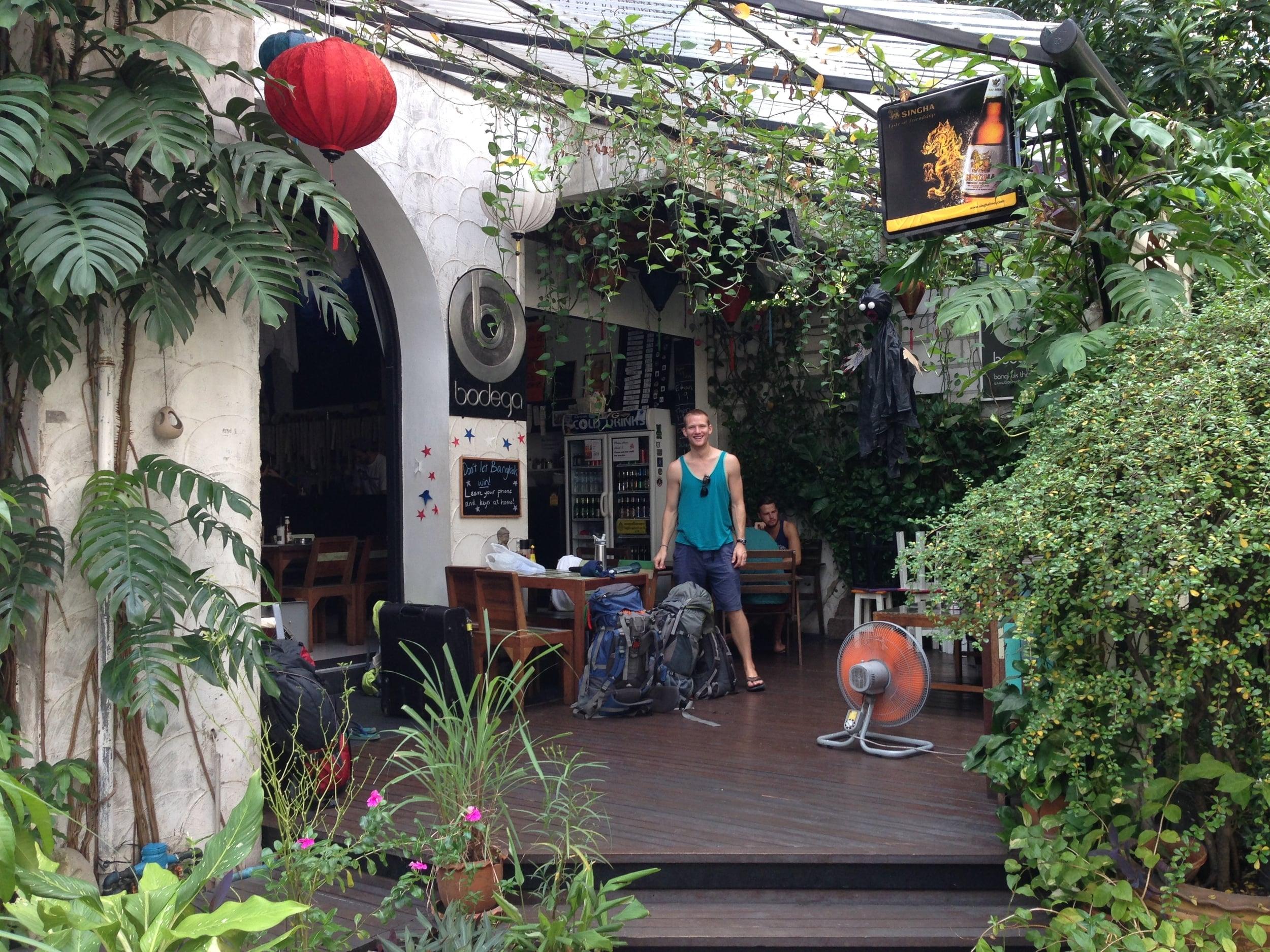 Bodega Hostel Bangkok