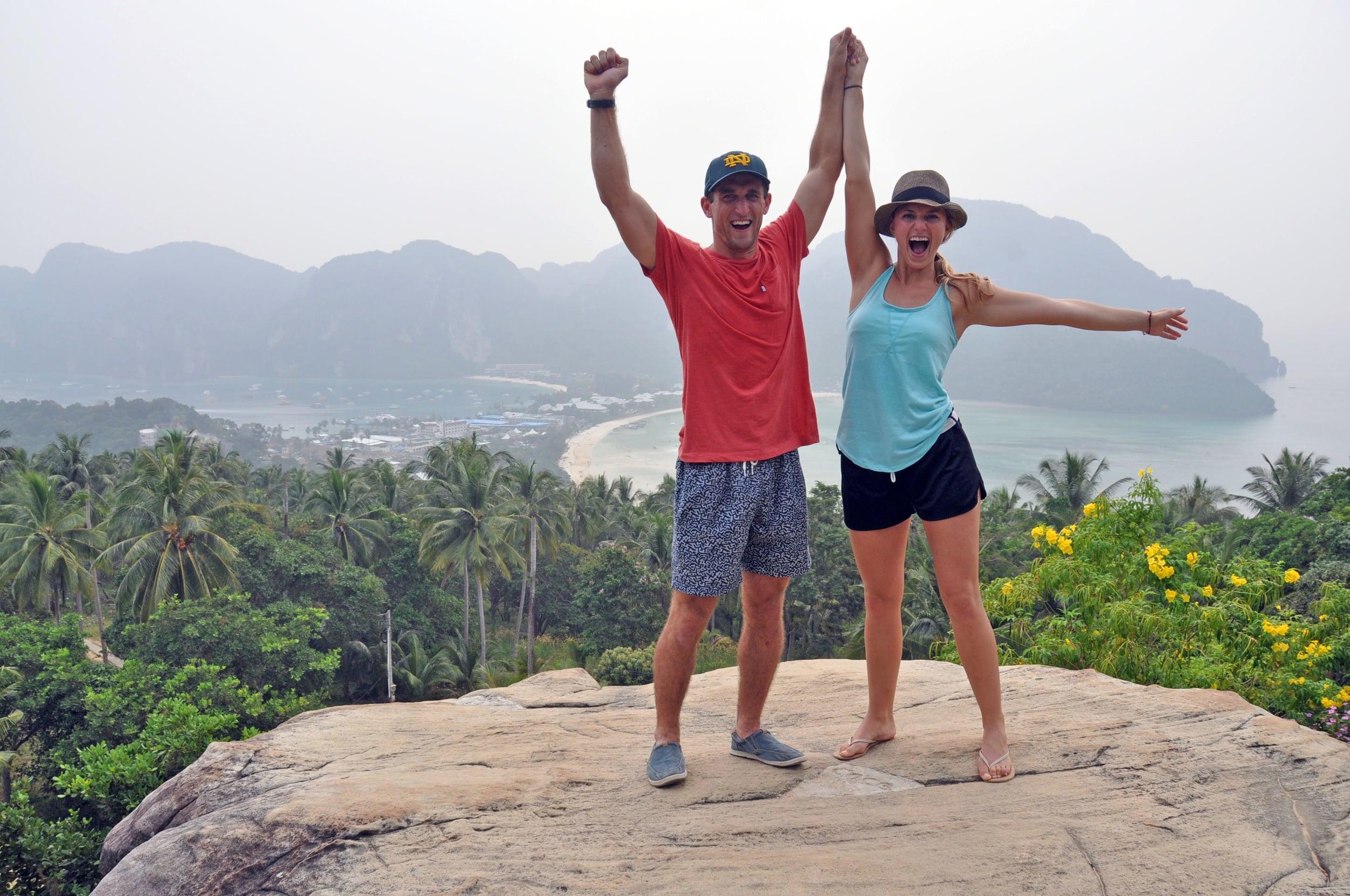 Koh Phi Phi Viewpoint Proposal