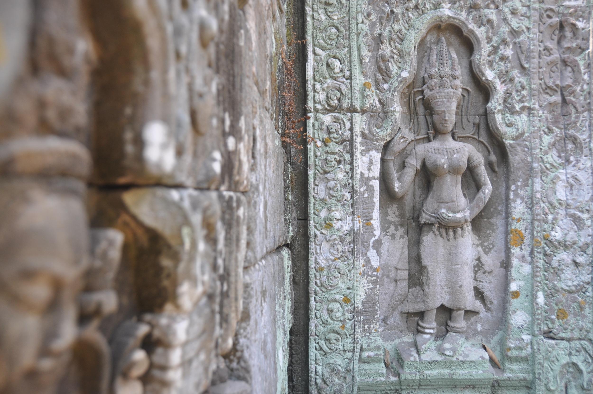 Ta Phrom Temple Siem Reap Angkor