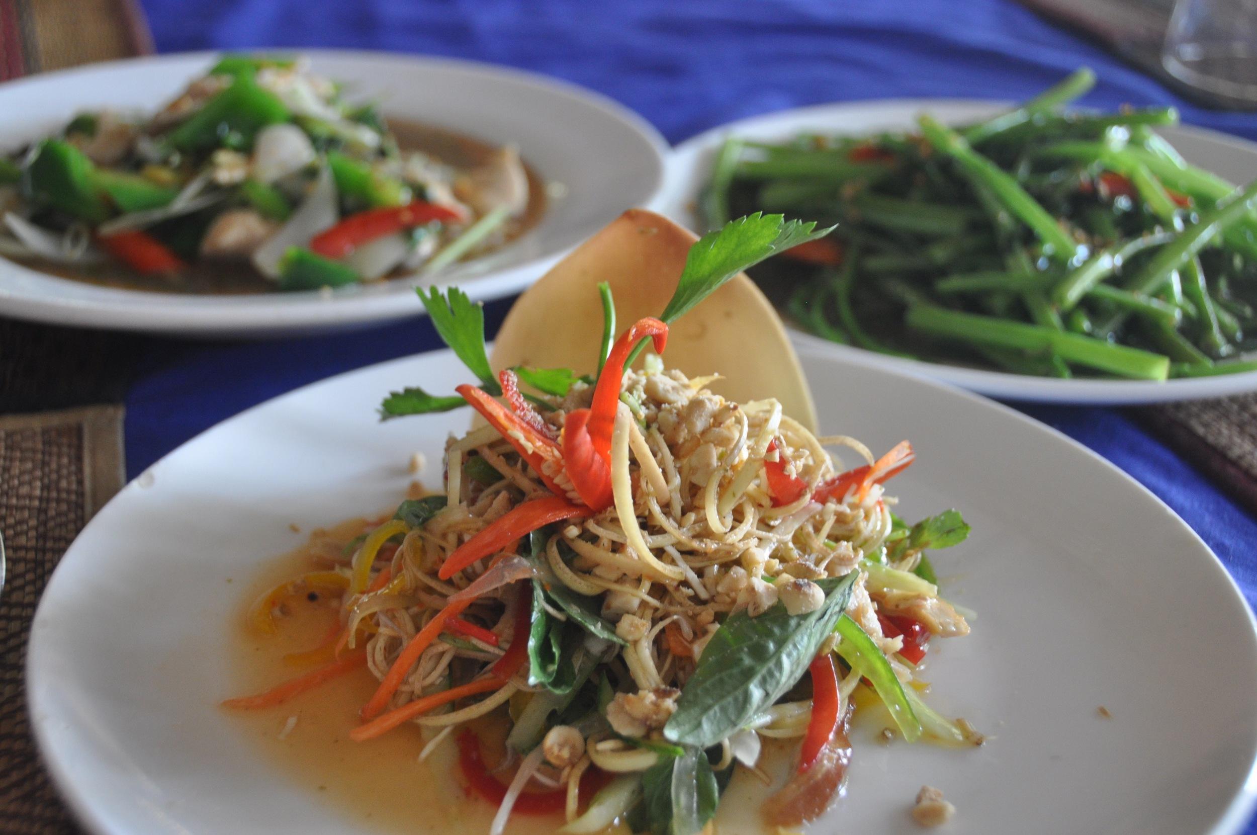 Flight of the Gibbon Angkor Palmboo Restaurant