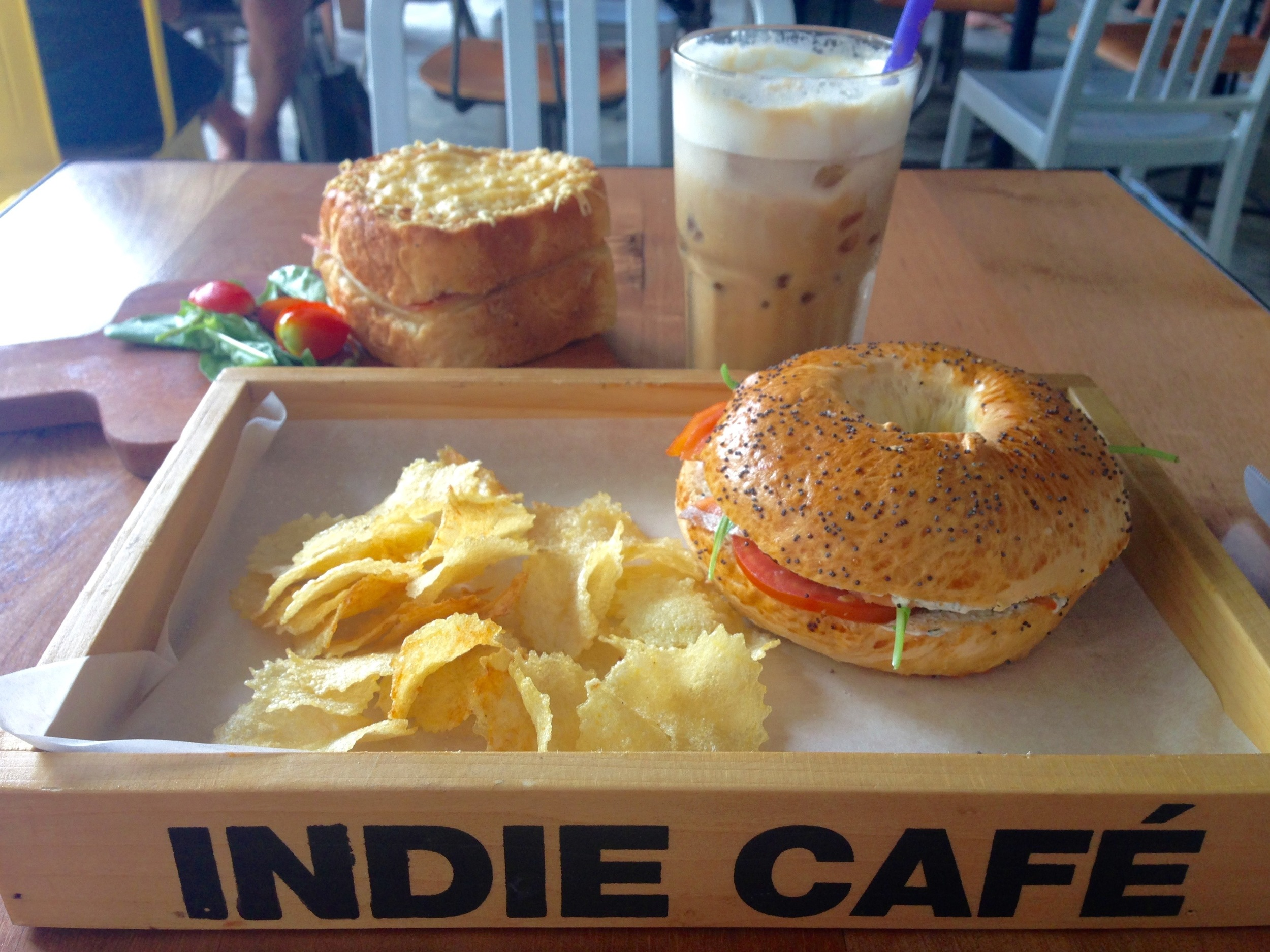 Where to eat in Koh Tao Indie Cafe