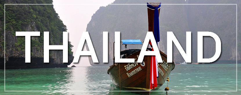 Thailand Boat Maya Bay