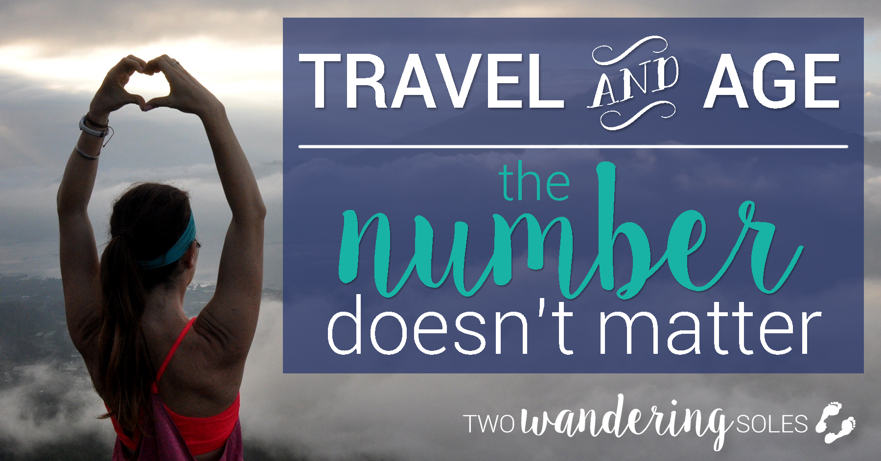 Travel and Age: the number doesn't matter