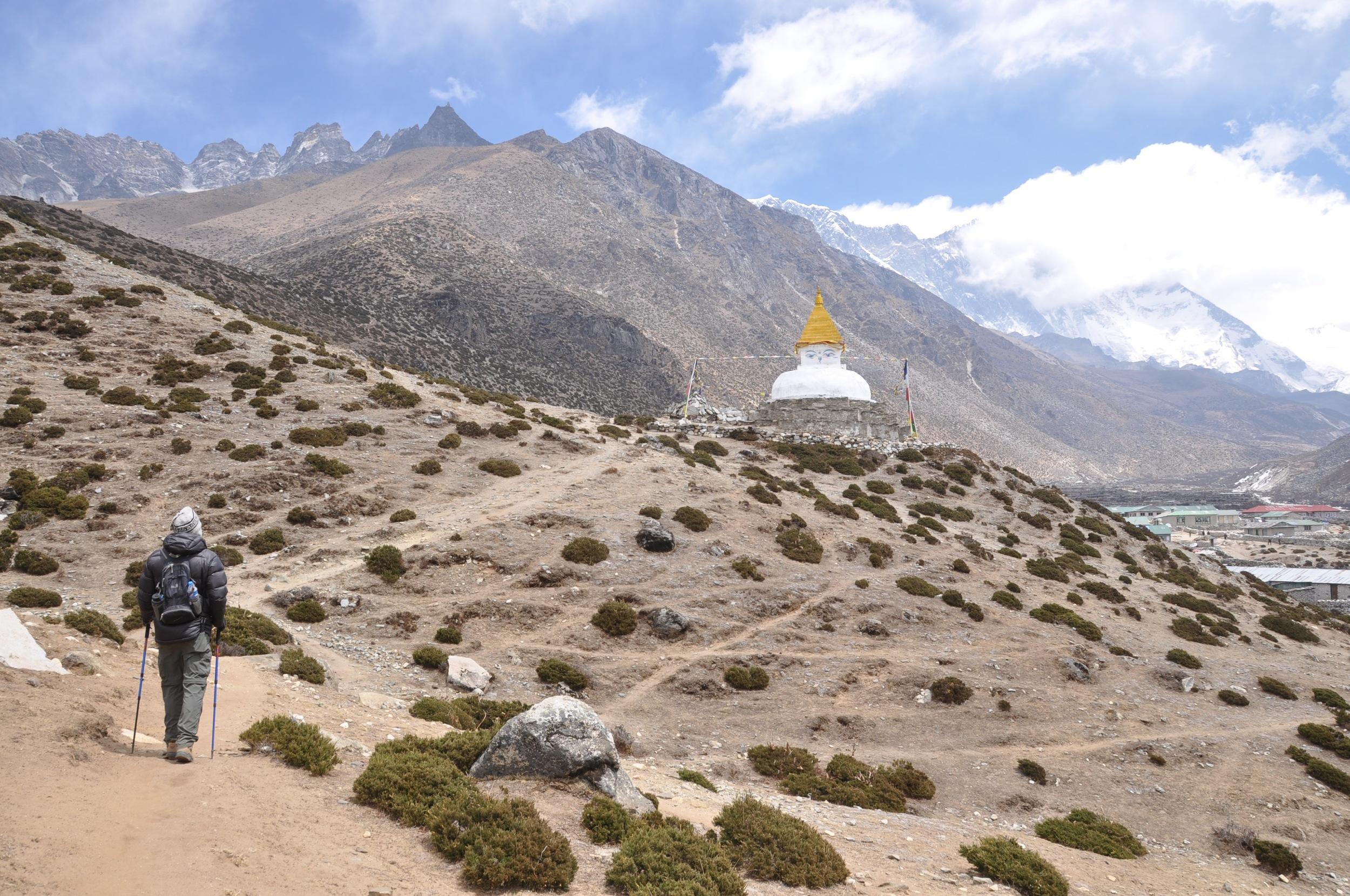 Dingboche Everest Base Camp Trek