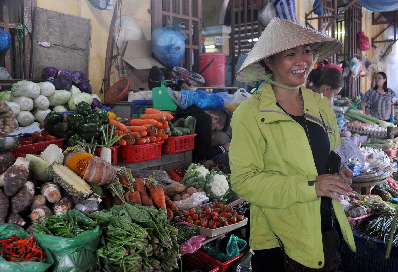 Cooking Class Vietnam Markets