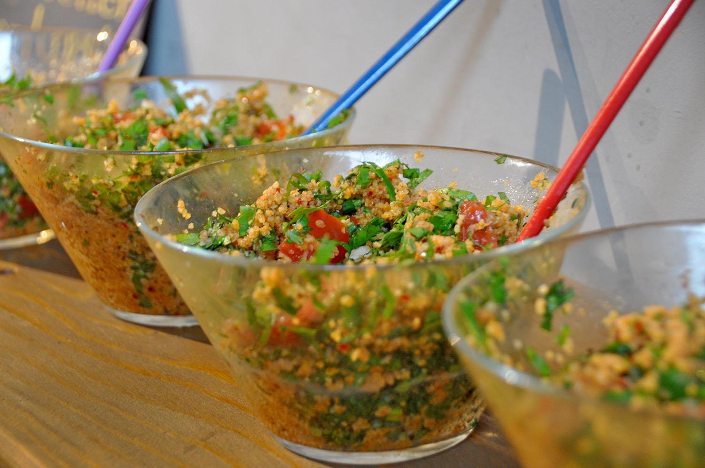 Bulgur Salad Cookistan Turkish Cooking Class Istanbul