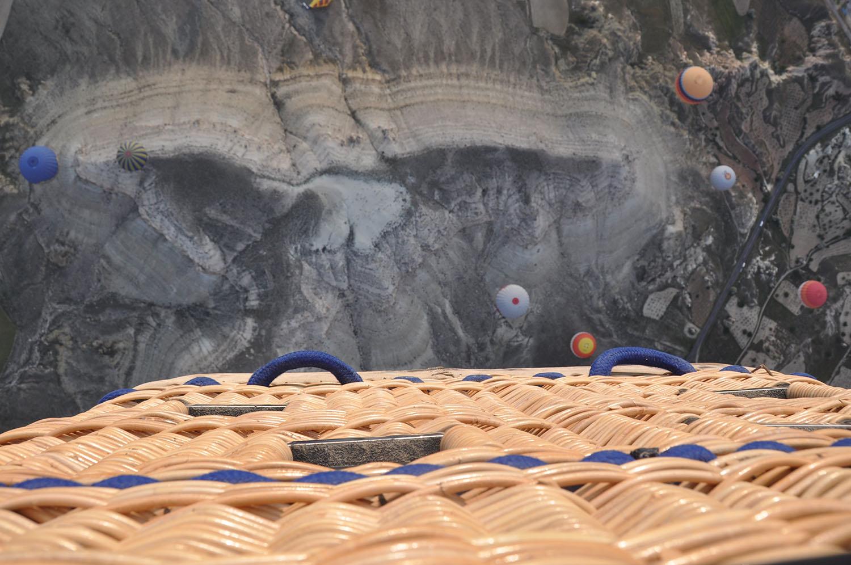 Hot Air Balloon Flight Cappadocia Turkey with Turkiye Balloons
