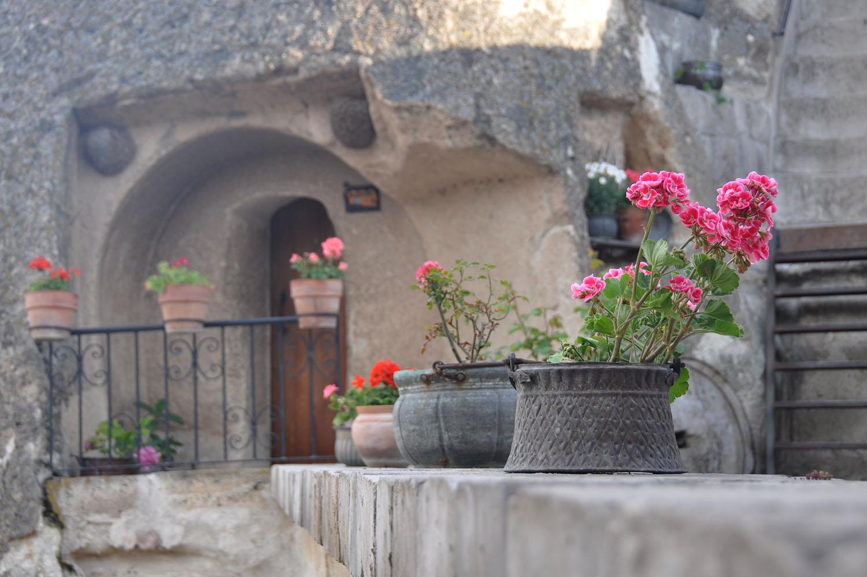 Kelebek Special Cave Hotel Flowers