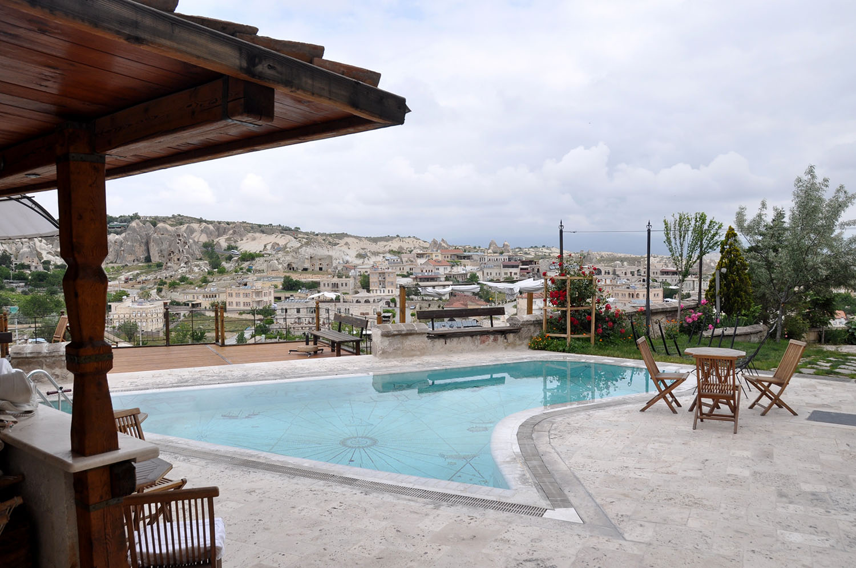 Kelebek Special Cave Hotel Pool