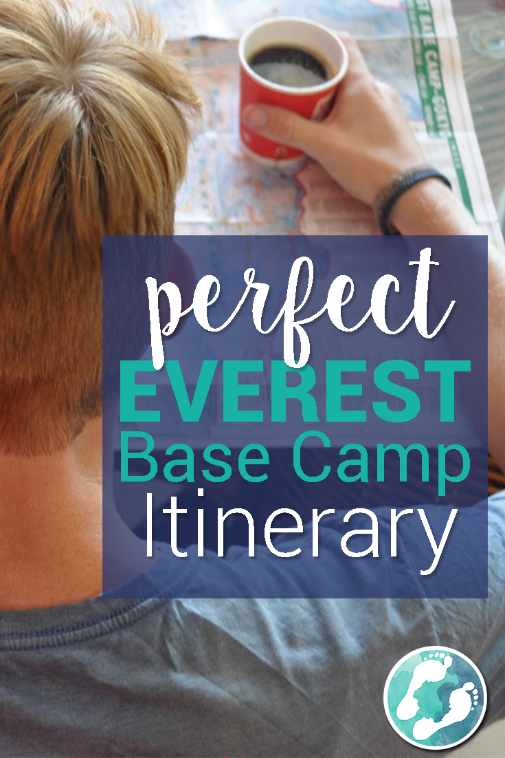 Perfect Everest Base Camp Trekking Itinerary