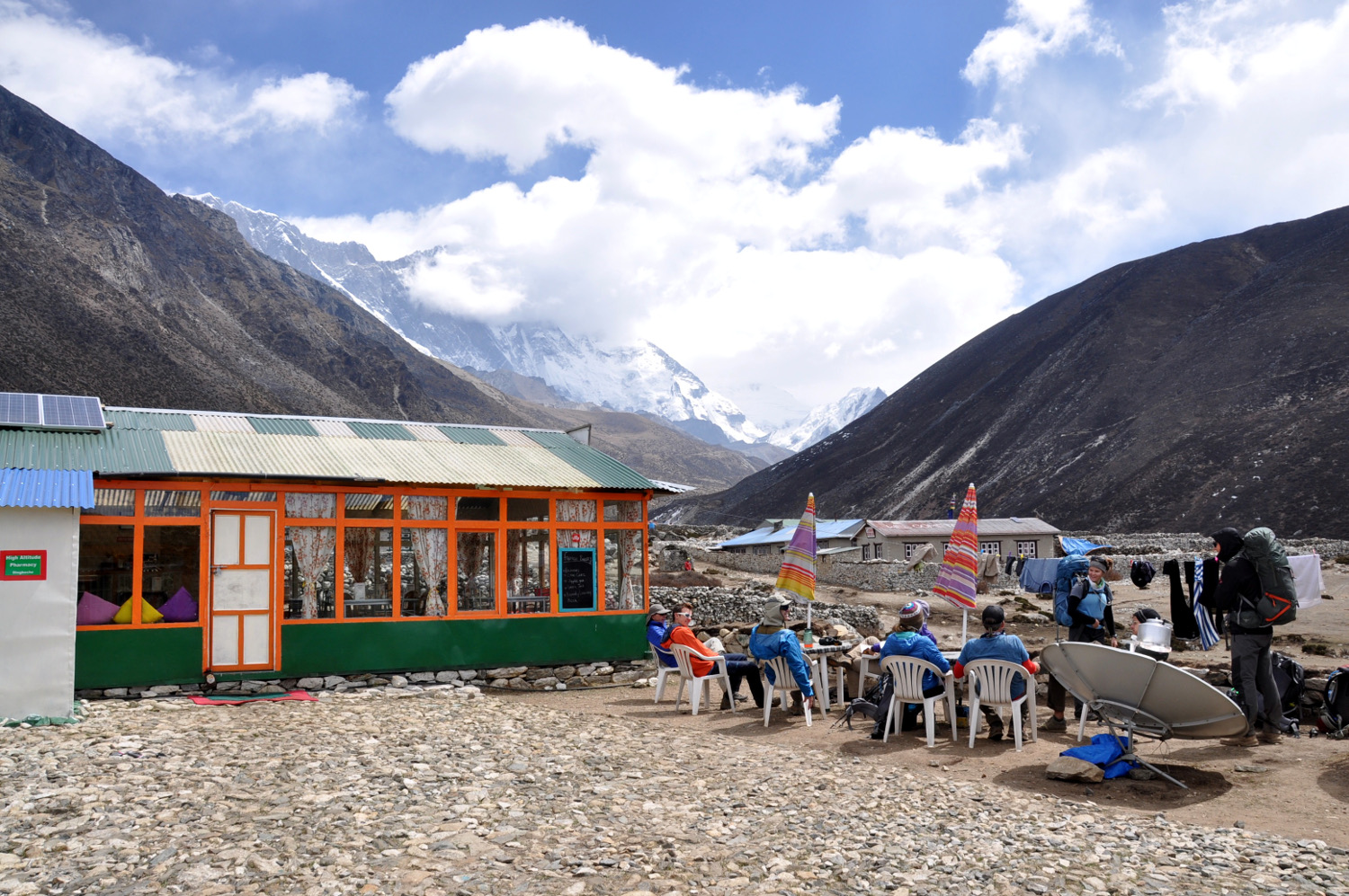 Dingboche Perfect Everest Base Camp Trekking Itinerary